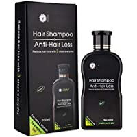 Anti Hair Loss Shampoo For Men And Women Organic Herbal Treatment | DHT Blocking Hair Growth