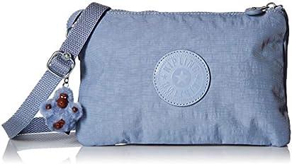 Kipling womens Creativity X Crossbody Bag,  Timid Blue, One Size