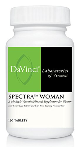 Womens Nutritional System 120 Tabs (DaVinci Laboratories Spectra Woman 120 Tablets)