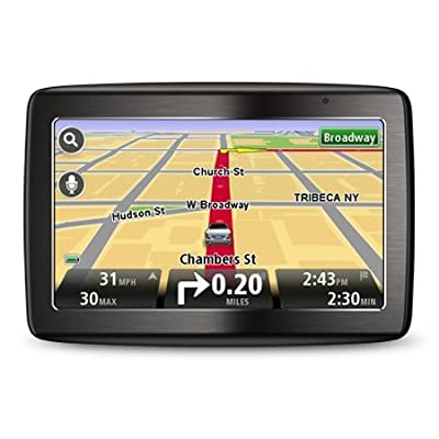 TomTom GO LIVE 1535M 5-Inch Bluetooth GPS Navigator with HD Traffic, Lifetime Maps, and Voice Recognition (Certified Refurbished)