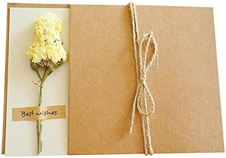 [해외]Topdo 10PCS Envelopes Invitation Envelopes Square Flap Envelopes with White Blank Message Cards Note Cards DIY Graffiti Cards for Wedding Birthday Card Making Supplies / Topdo 10PCS Envelopes Invitation Envelopes Square Flap Envelo...