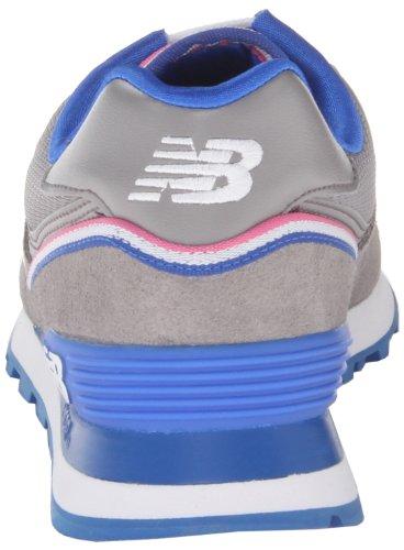 New Balance Wl574s B 14e Damen Sneaker Grau/Blau