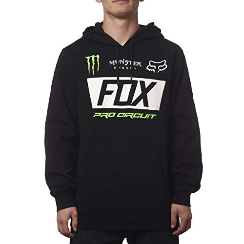 Fox Racing Monster Paddock Pullover Hoody-M