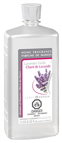 Lampe Berger Fragrance, 33.8 Fluid Ounce, Lavender Fields