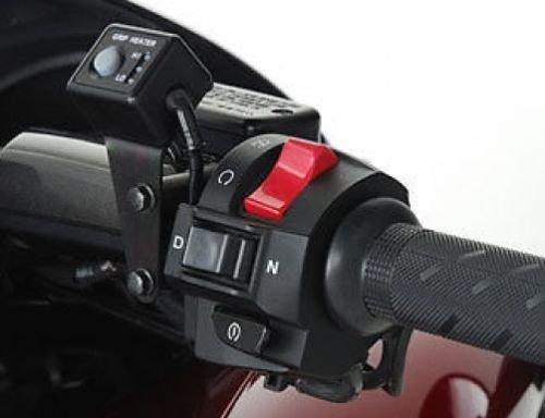 Honda 08T50-MEH-100 Heated Grip