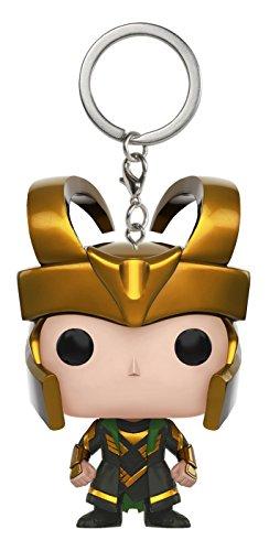 Funko Pocket Marvel Loki Keychain product image