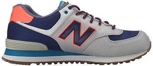 New Balance Ml_wl574vv1, Zapatillas para Hombre Varios Colores (Grey/Blue/Purple)
