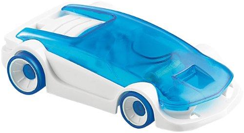 Playtastic Experimentier-Bausatz für Rennwagen mit Salzwasserantrieb