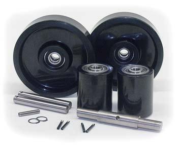 BT L2000-U, L2300-U Pallet Jack Complete Wheel Kit