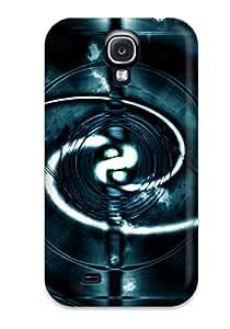 Unique Design Galaxy S4 Durable Tpu Case Cover Abstract Artistic 9343432K70638252