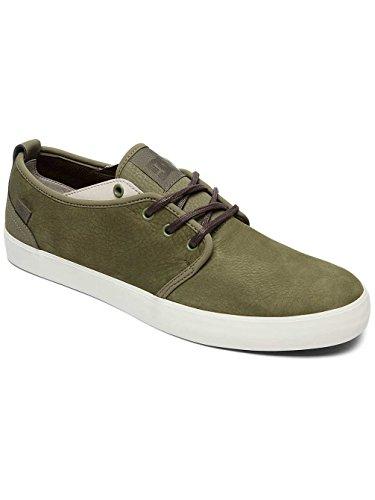 2 Ginnastica Basse Scarpe Le Shoes Uomo Studio Da Dc Olive qYHEK