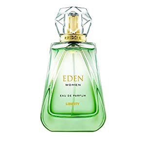 Liberty LUXURY Eden Perfume for Women, Long Lasting Smell, Eau de Parfum(EDP) – (Eden, 100ml)