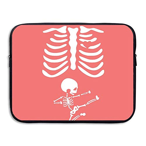 Briefcase Baseball Leather (CHJOO Briefcase Laptop Messenger Bag Skeleton Pregnant Waterproof 13-15in IPad MacBook Surface Book Notebook Ultrabook)