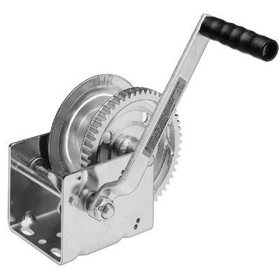 Medium Duty Pulling Winches - 14602 hand winch