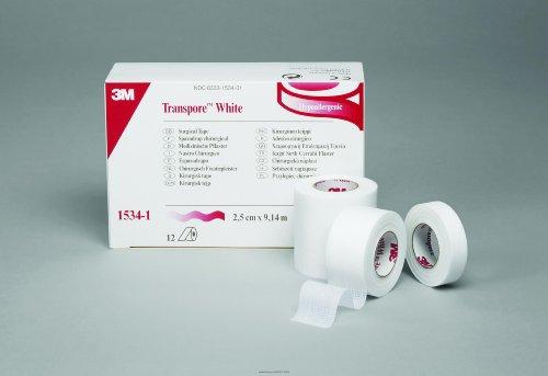 3m Transpore Surgical Tape Box - 7