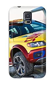 ZippyDoritEduard Case Cover For Galaxy S5 - Retailer Packaging 2007 Volvo Xc70 Surf Rescue Concept Protective Case