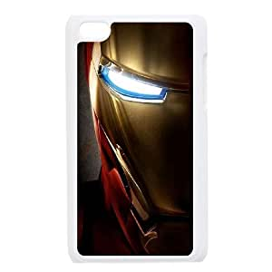 Iron Man For Ipod Touch 4th Csae protection phone Case ER975978