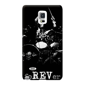 Icase88 Sumsang Galaxy Note 4 Best Cell-phone Hard Covers Customized HD Avenged Sevenfold Series [yZC1607OeZL]