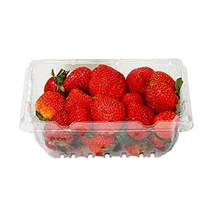 Strawberry Organic, 16 Ounce