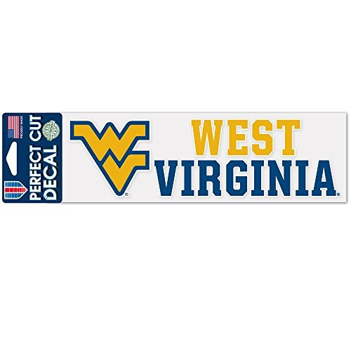 WinCraft West Virginia Mountaineers Perfect Cut 3