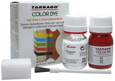 Tarrago Self Shine Color Dye and Preparer 25Ml. Willow Green #48