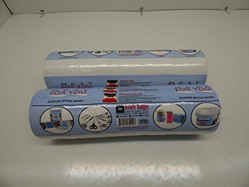 arber Neck Strip (10 Roll 1000 Pieces) ()