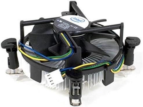 Intel - Ventilador para procesador de zócalo 1156/1155 (no incluye embalaje)