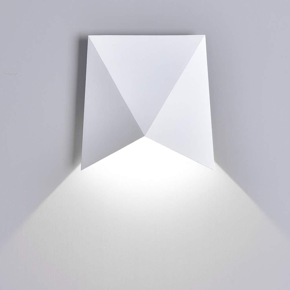 K 85v White LampWaterproof Natural Wall Bright 265v4000k Outdoor Modern Gypsum Light Ip 54Easy LightIndoor 7w Led MountingAc ybgY76Ifv