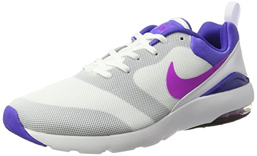 Nike Damen Wmns Air Max Siren Turnschuhe, Blanco (White/Hyper Violet-PRSN Violet), 41 EU