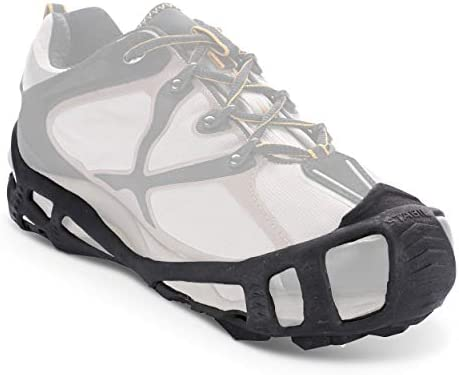 STABILicers Walk Traction Cleat for Walking on Snow and Ice (1 Pair)