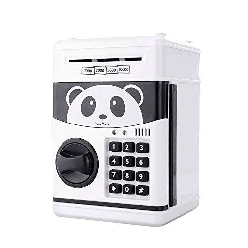 - Jhua Cartoon Electronic Password Piggy Bank Cash Coin Can