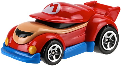 - Hot Wheels Mario Bros. Mario Car Vehicle