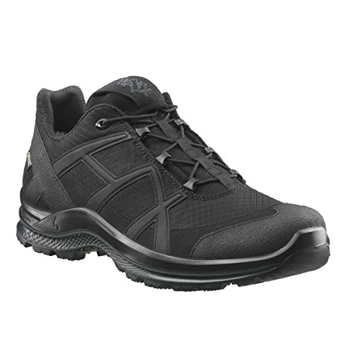 Haix Funktionsschuhe Black Eagle Athletic low, Farbe:schwarz;Schuhgröße:46 (UK 11)