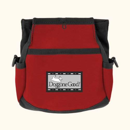 Doggone Good Rapid Rewards Deluxe Dog Training Bag
