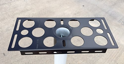 SHUR-TITE Steel Mailbox - Bracket Post Mailbox