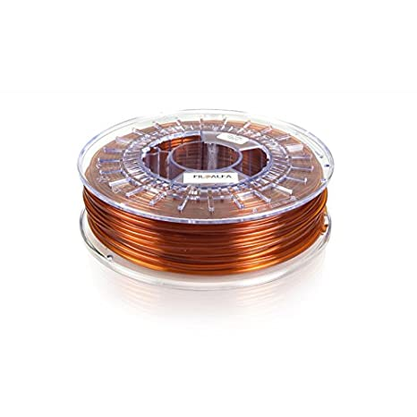 Filamento FiloAlfa 1.75mm PLA AMBRA 700g