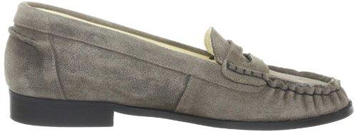 27150 L Gris Zapatos ante mujer Rixa para de Jonny's 5PWqwx6EUE