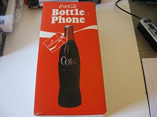 Coca Cola Bottle Phone Model 5000, Bottle Shaped Full Featured Electronic Phone