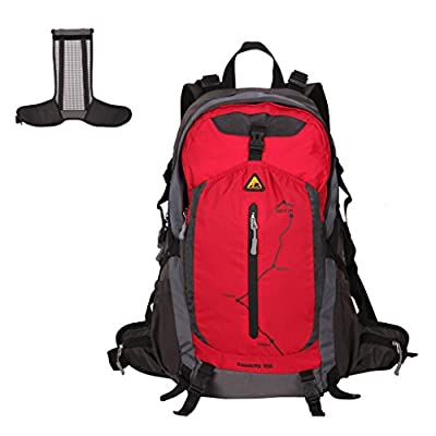 Kimlee Water Repellent Backpacker Hiking Backpacks Men Camping Backpack