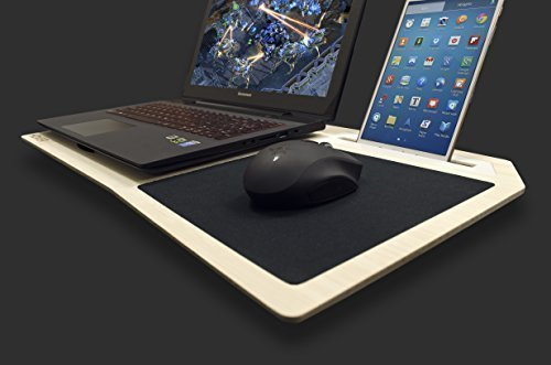 Hover X - Ultimate Gamer's LapDesk (For 13'' and 15'' Laptops) by iSkelter