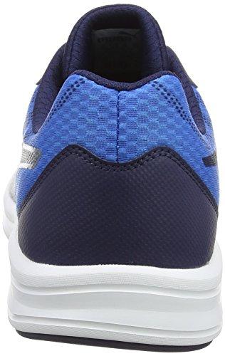 Puma MeteorF6, Zapatillas de Deporte Exterior para Hombre Azul (BLU/SILV/BLU 05BLU/SILV/BLU 05)