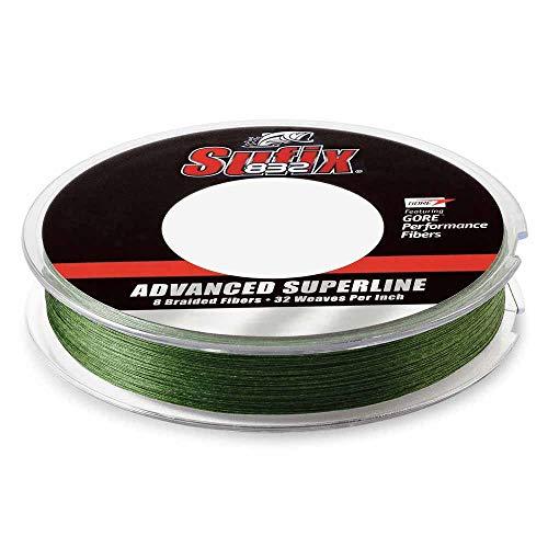 Suffix 832 Braid 30 lb Low-Vis Green 150 yards