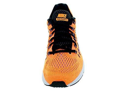 Nike Kvinnor Luft Zoom Pegasus 32 (w) Löparsko Citrus / Svart