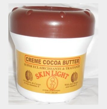 Butter Creme (Skin Light (Creme Cocoa Butter) Super Lightening Body Cream 500ml)