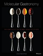 Uncover the science of cooking with this International Association of Culinary Professionals Cookbook Award finalist - Molecular Gastronomy: Scientific Cuisine DemystifiedMolecular Gastronomy: Scientific Cuisine Demystified aims to demystify ...