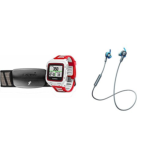 Forerunner with Jabra Bluetooth Headphones by Garmin