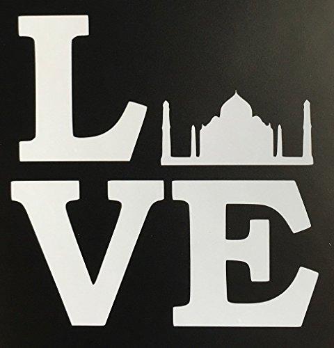 cmi677-love-india-5-x-5-vinyl-die-cut-decal-bumper-sticker-for-windows-cars-trucks-laptops-etc-premi