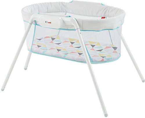 Fisher-Price Stow 'n Go Bassinet (Best Bassinet For Small Spaces)