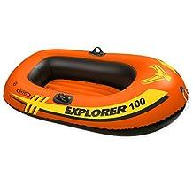 Intex Recreation 58329EP Explorer 100 1-Person Boat, 58 x 33-In.