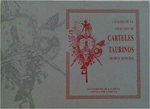 Catalogo de la Coleccion de Carteles Taurinos Archivos ...